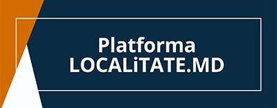 Platforma LOCALiTATE.MD